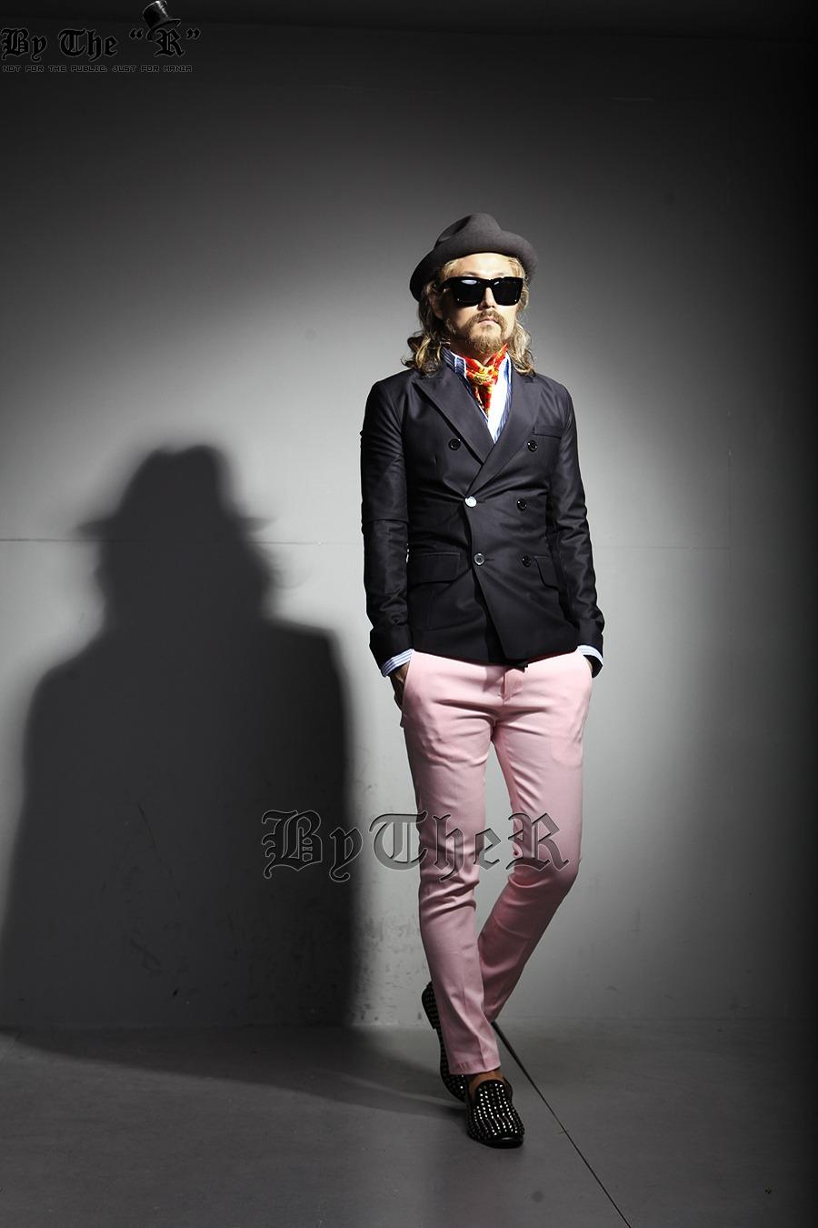wl工厂韩国代购时尚男装男鞋低帮铆钉潮范儿br个性单